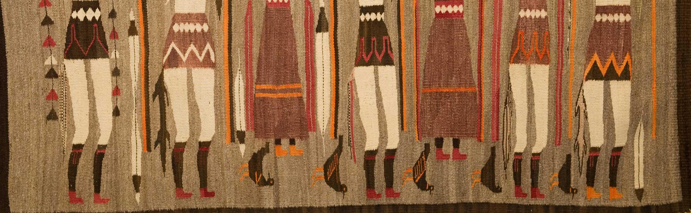 Yeibichai Lukachukai Navajo Rug 031 Charley S Navajo