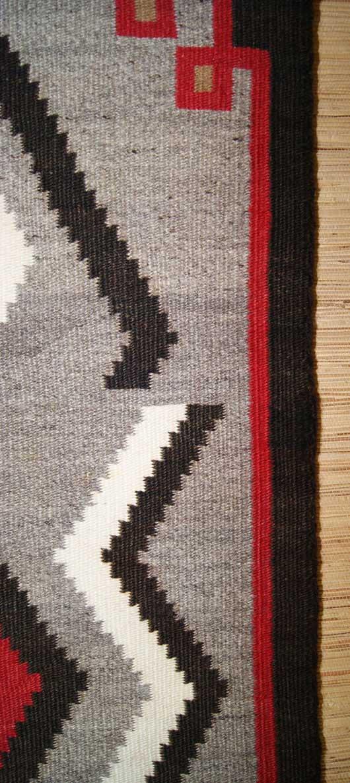 Klagetoh Table Runner Navajo Weaving; Klagetoh Table Runner Navajo Weaving  ...