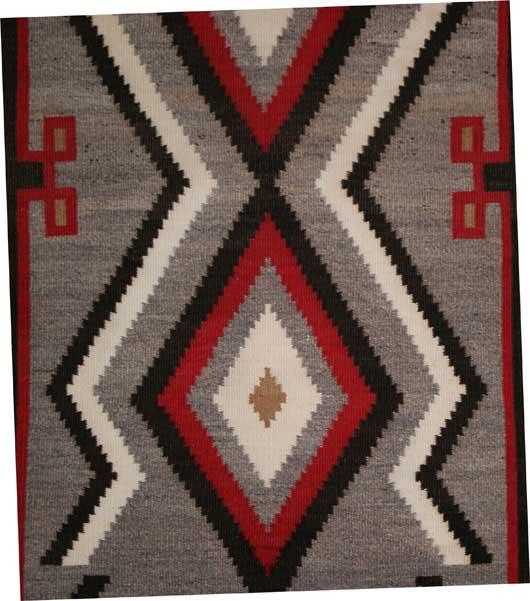... Klagetoh Table Runner Navajo Weaving ...