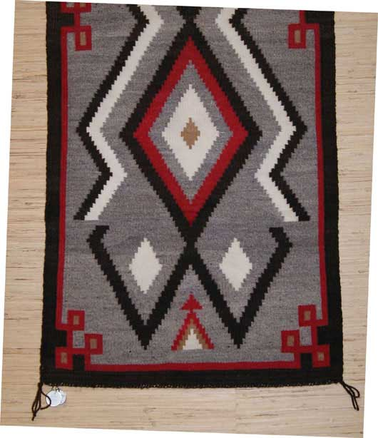 Awesome ... Klagetoh Table Runner Navajo Weaving ...