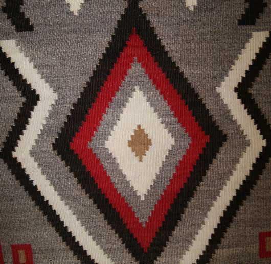 ... Klagetoh Table Runner Navajo Weaving