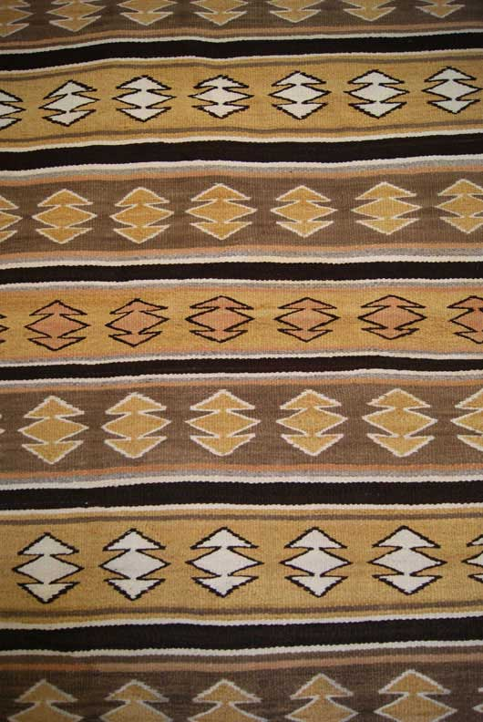 Chinle Navajo Weaving