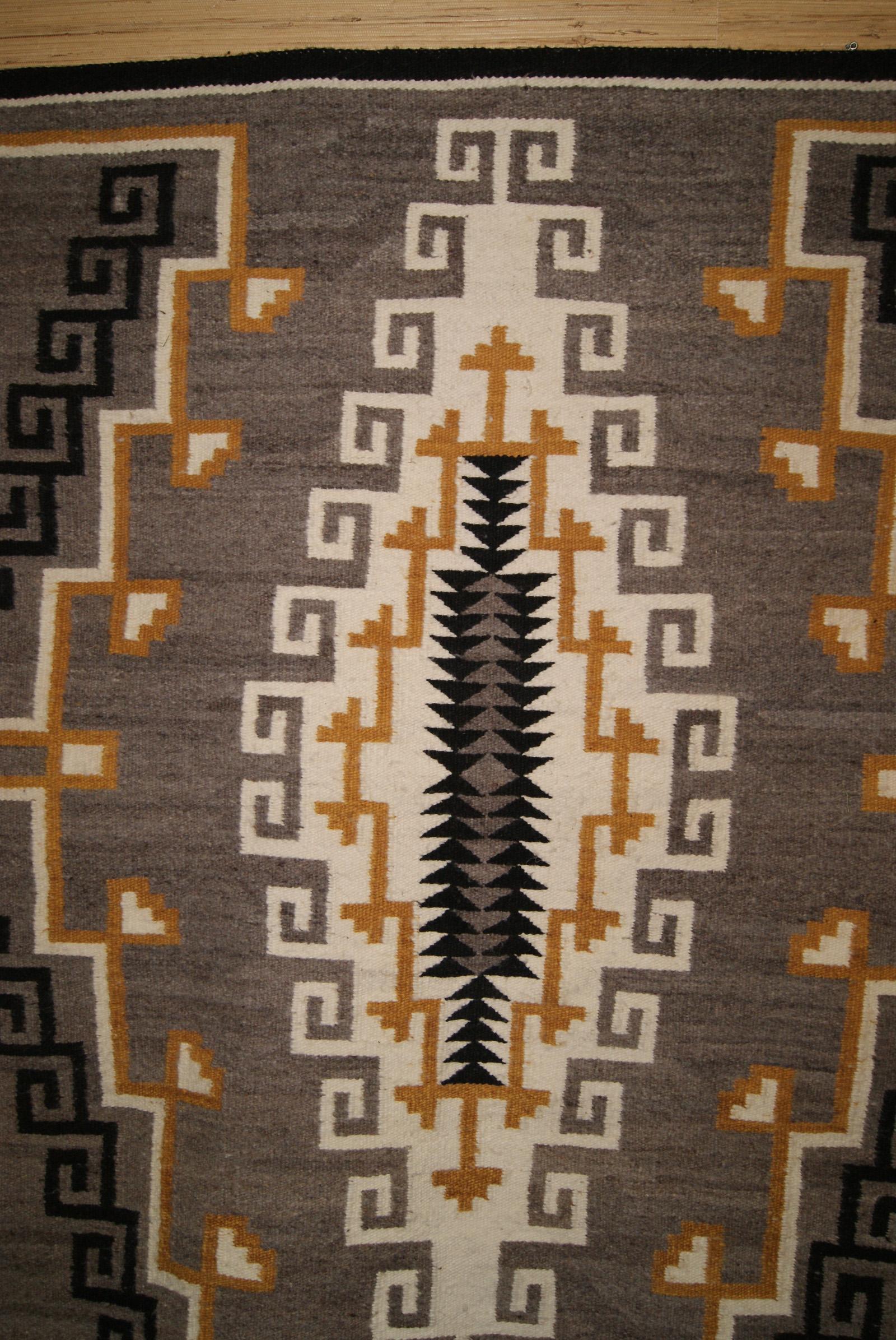 Navajo Rug Designs Two Grey Hills