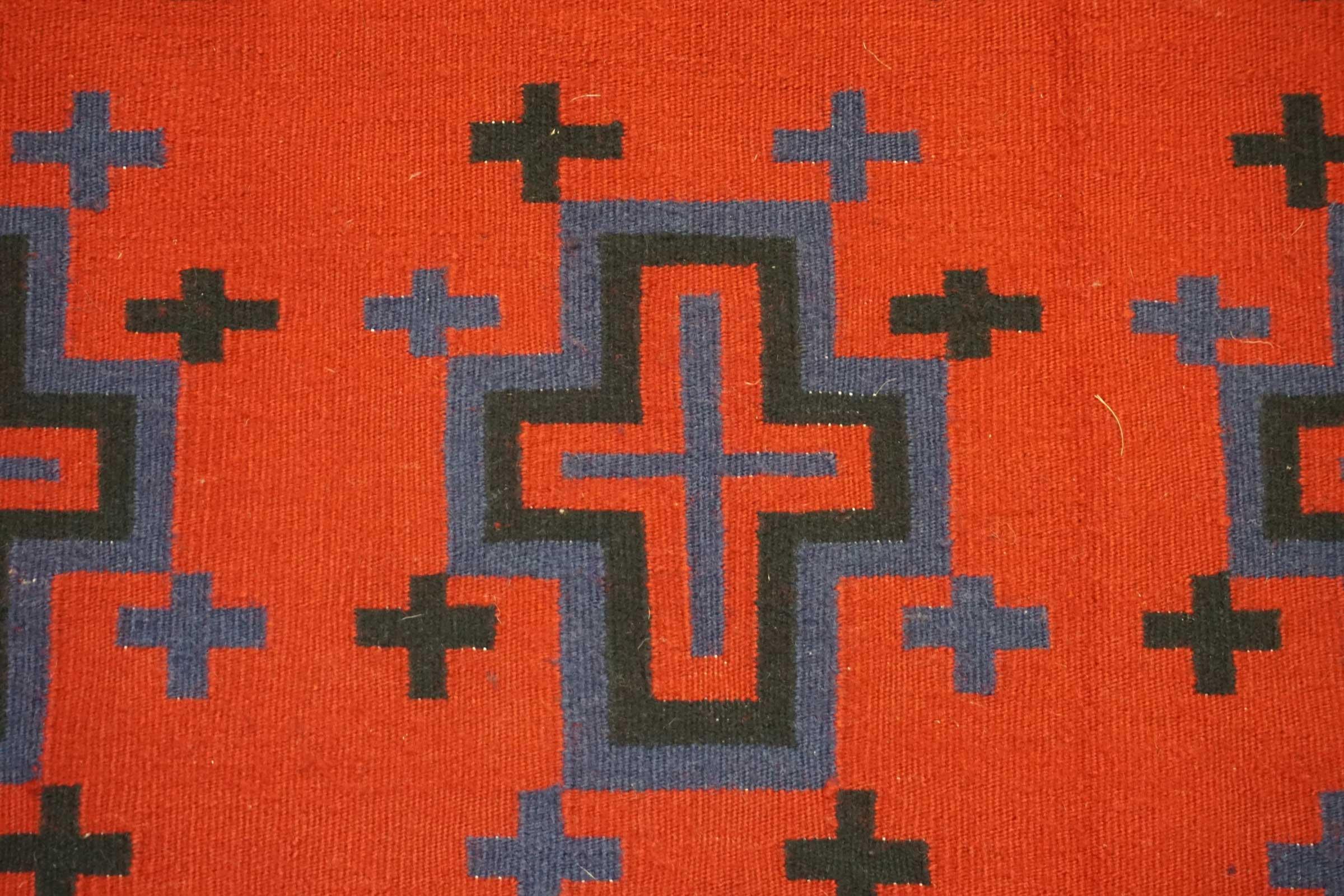 Revival Of Classic Design Navajo Blanket Spider Woman Crosses
