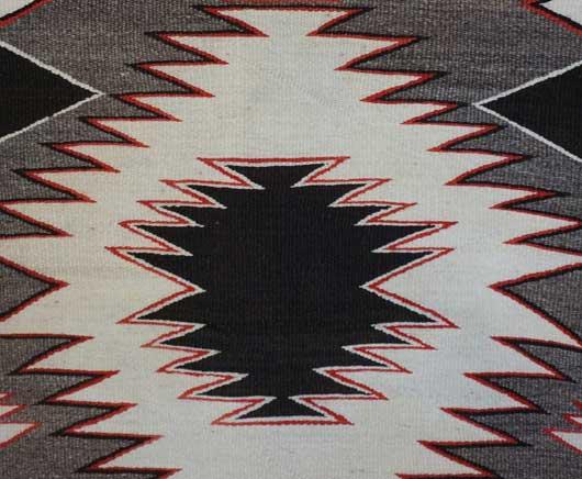 Red Mesa Navajo Weaving 451