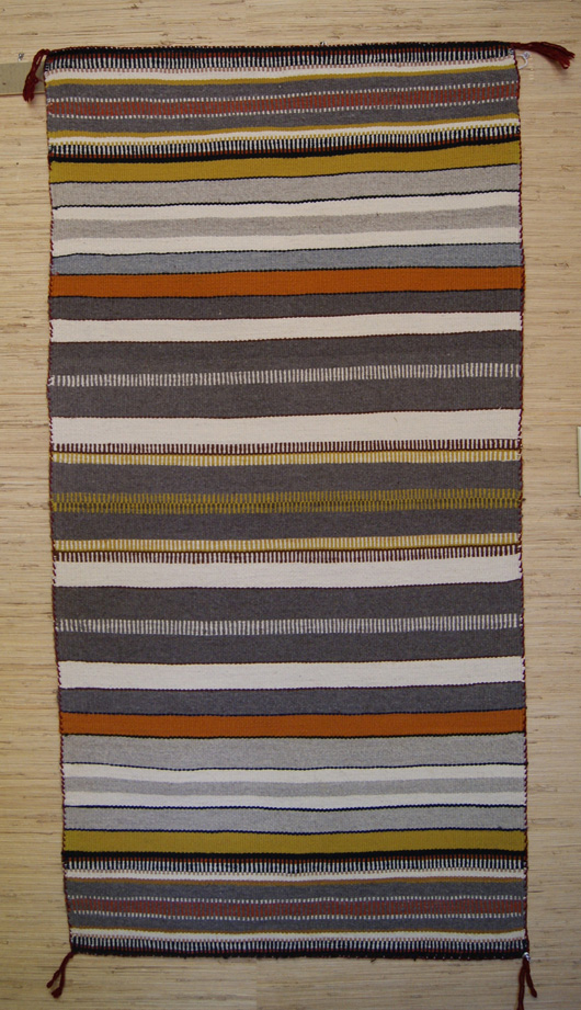 Chinle Double Saddle Blanket