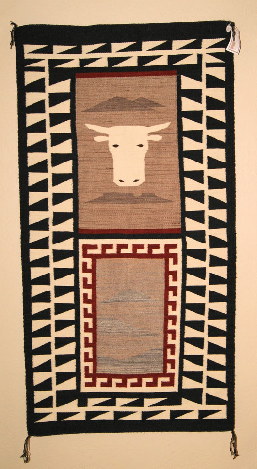 Child's Navajo Blanket