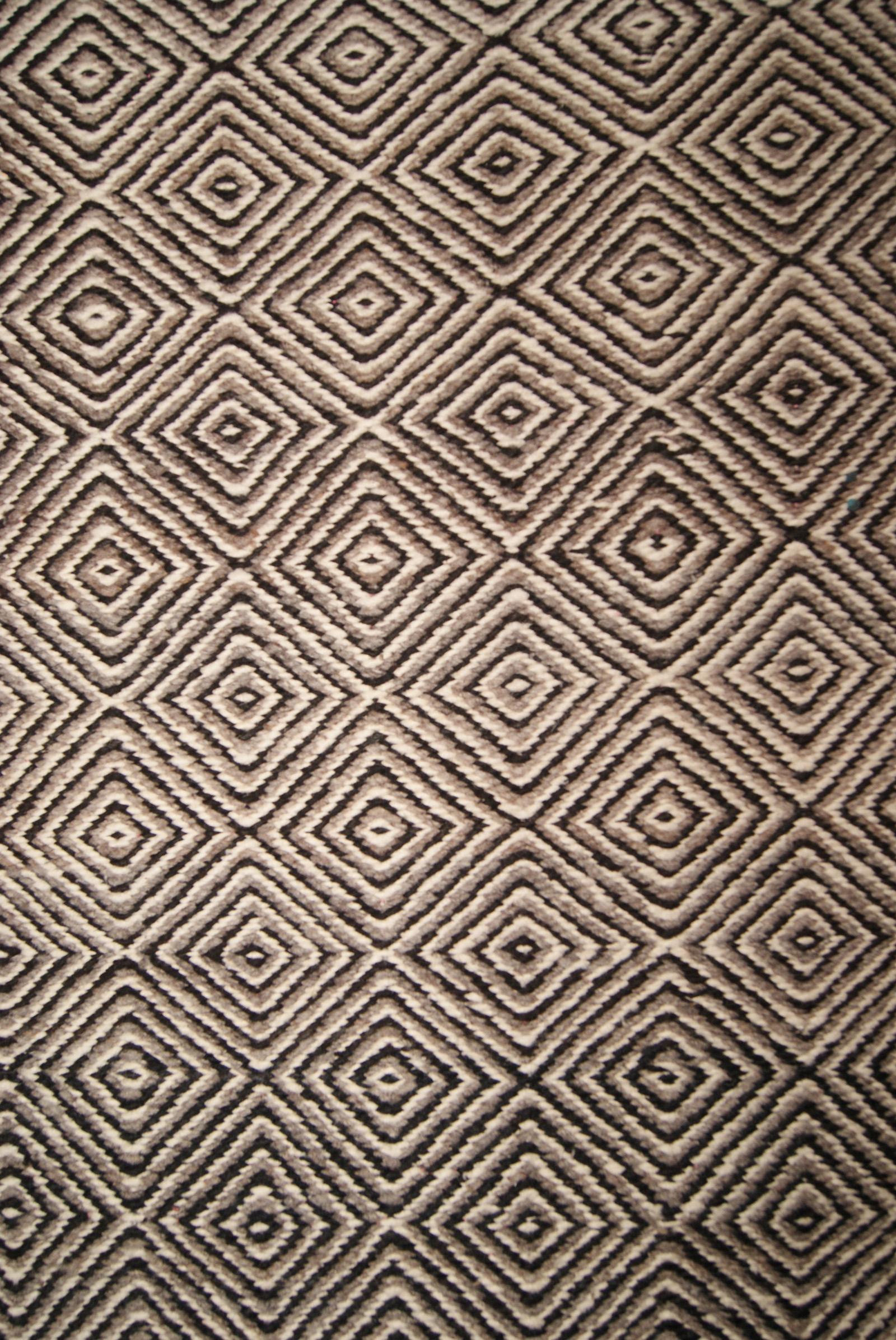 Diamond Twill Double Navajo Saddle Blanket