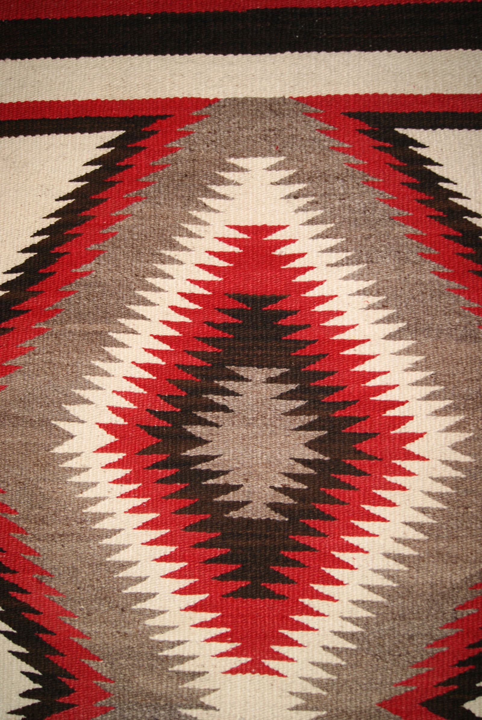 Ganado Navajo Double Saddle Blanket