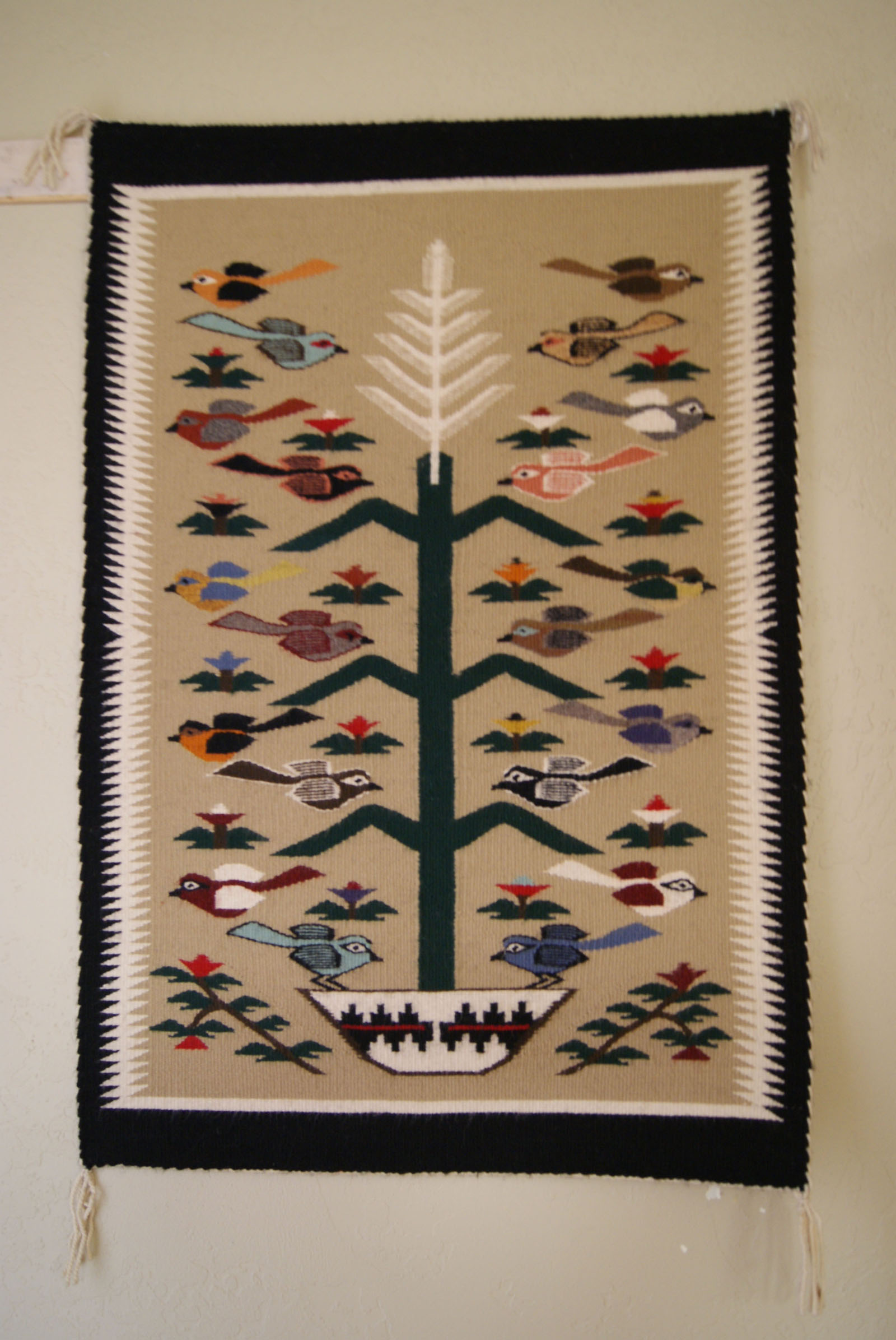 Large Christmas Rugs