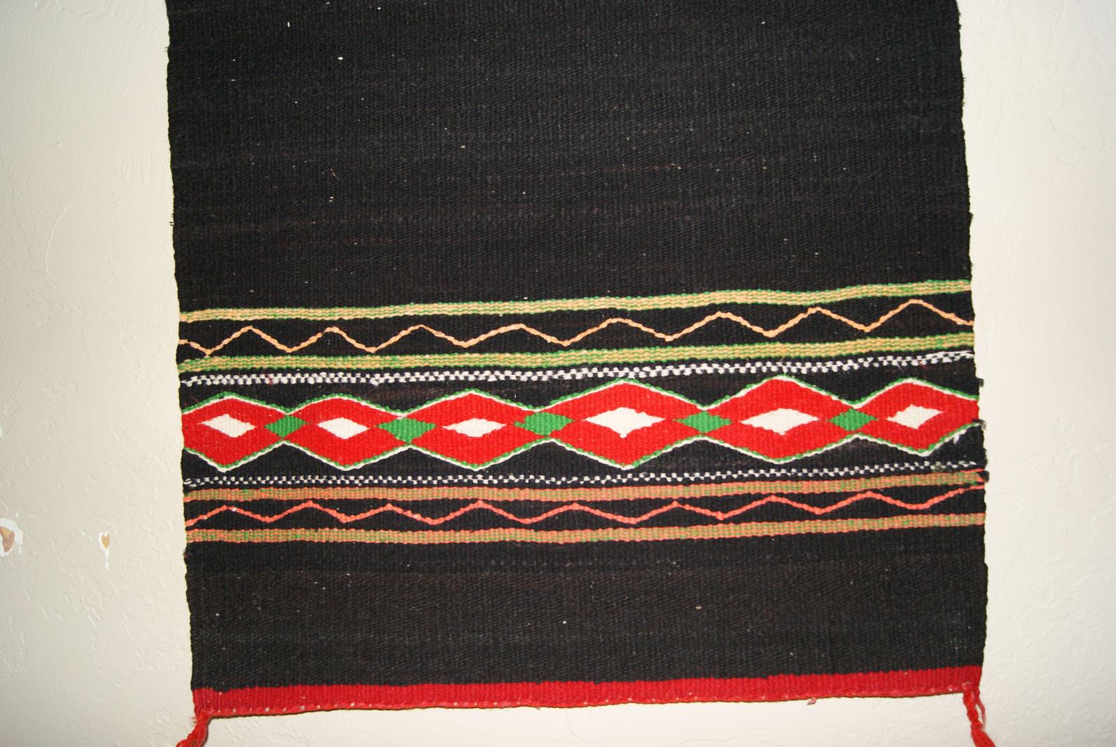 Navajo Dress Panel 517 Charley S Navajo Rugs For Sale