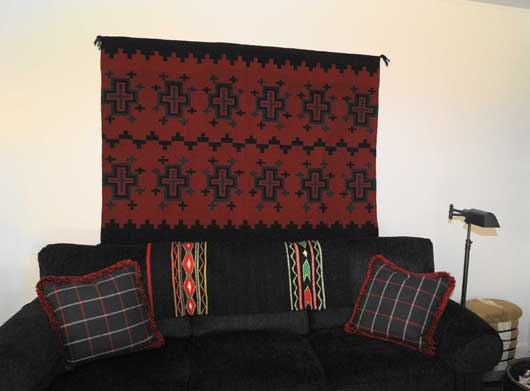 Navajo Dress Panel