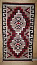 Klagetoh Navajo Rug