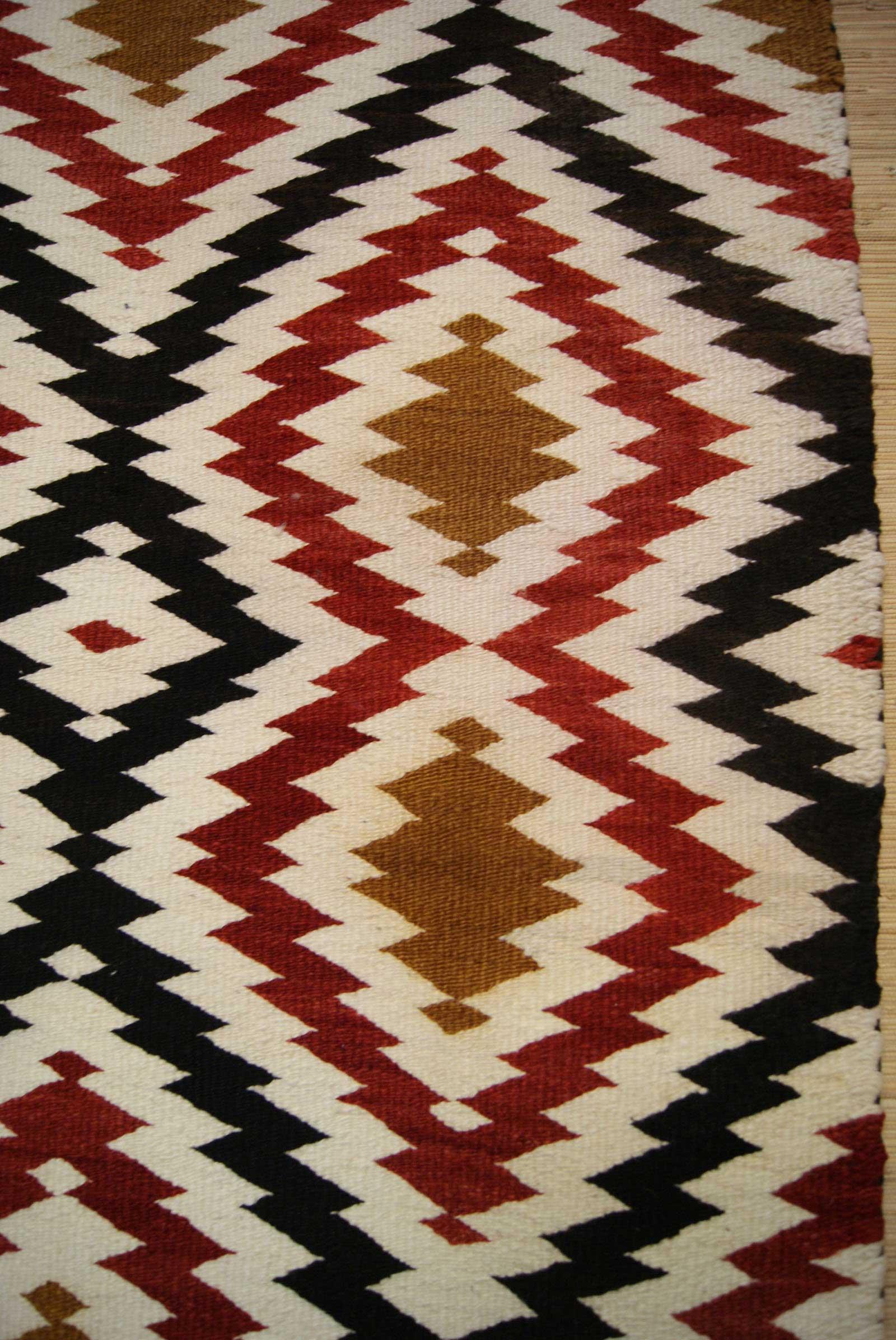 Eye Dazzler Navajo Weaving