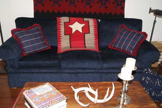 Navajo Great Star Weaving