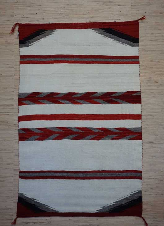 Navajo Saddle Blanket 662