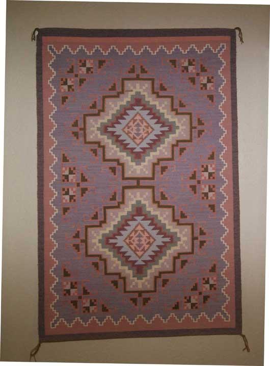 Navajo Rug Weaving
