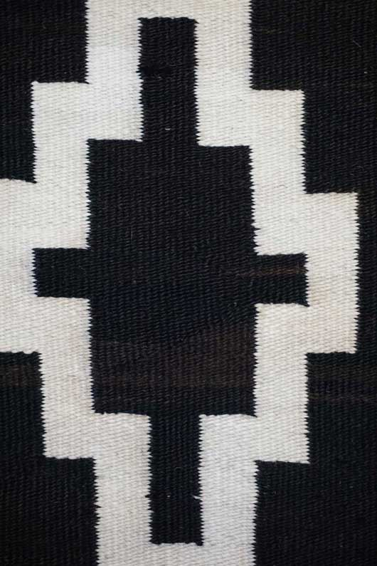 Klagetoh Double Saddle Blanket