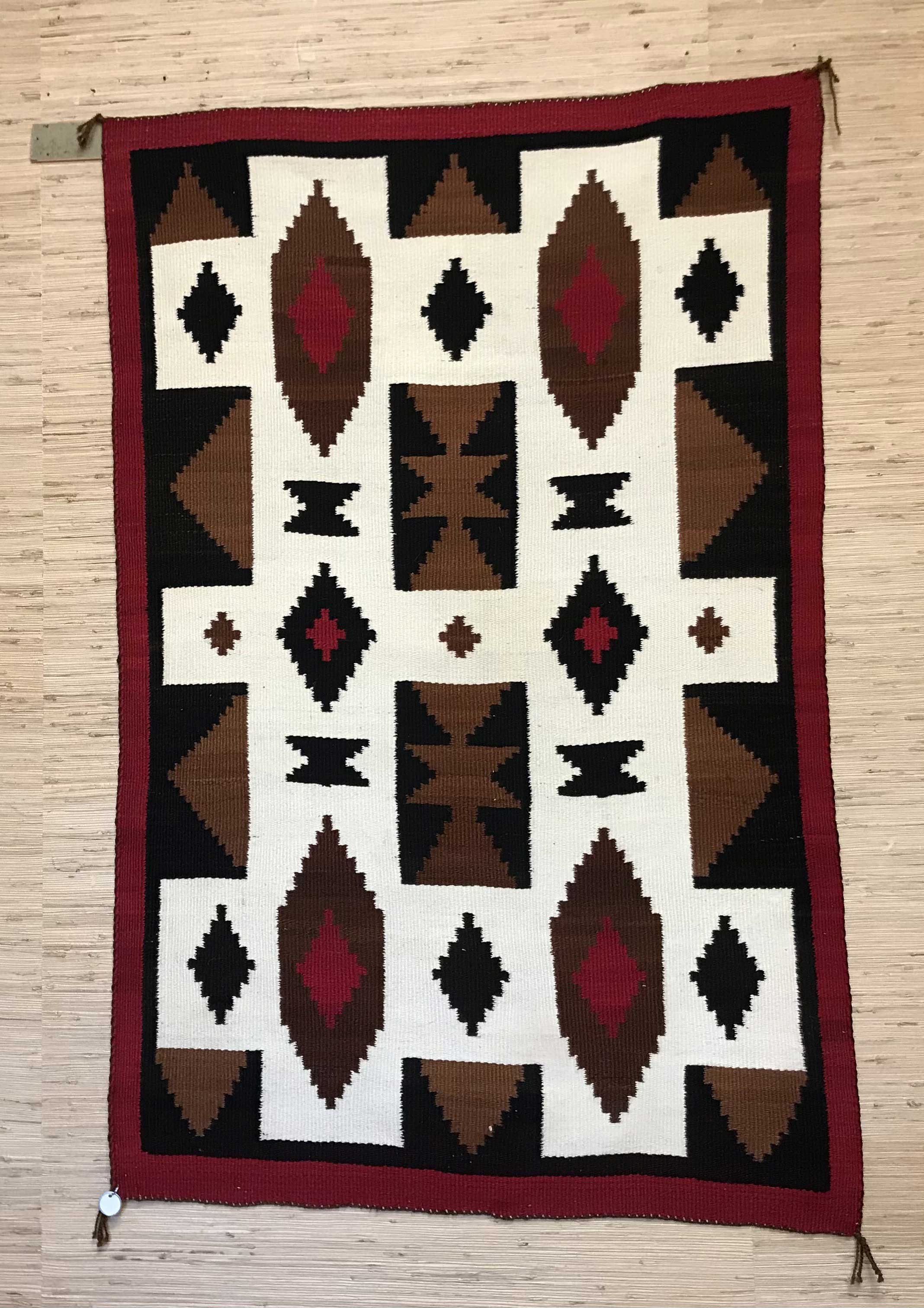 Featured JB Moore Navajo Rug for Sale No. 888