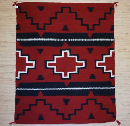 Ganado Navajo Rug 899