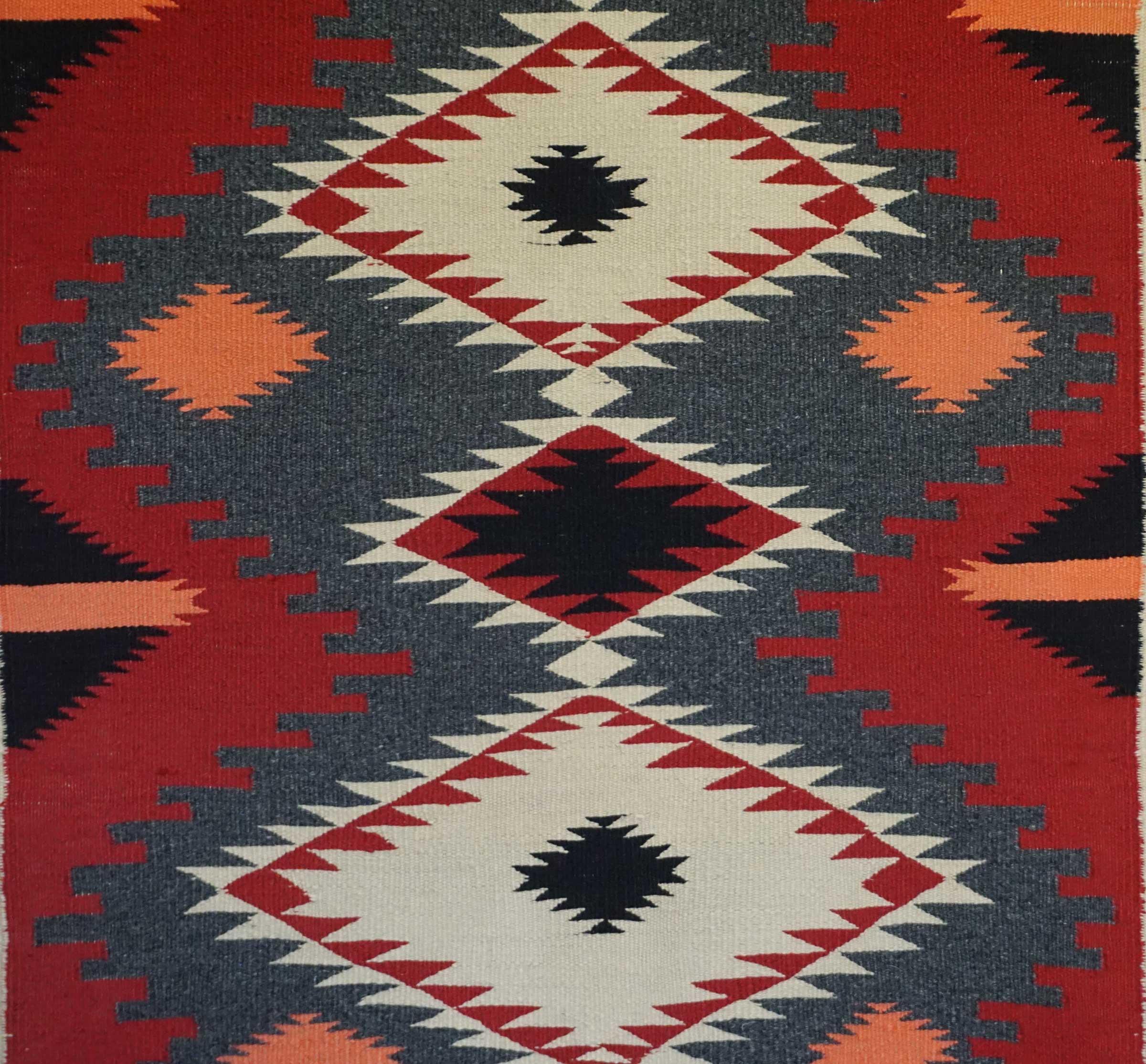 Historic Germantown Navajo Rug For Sale