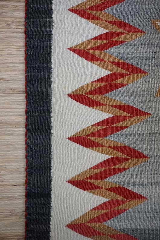 ... Bisti Navajo Rug Weaving ...