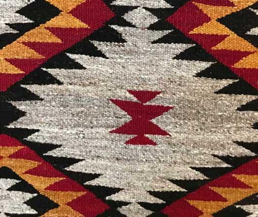 Chinle Navajo Rug 1100 Photo 003
