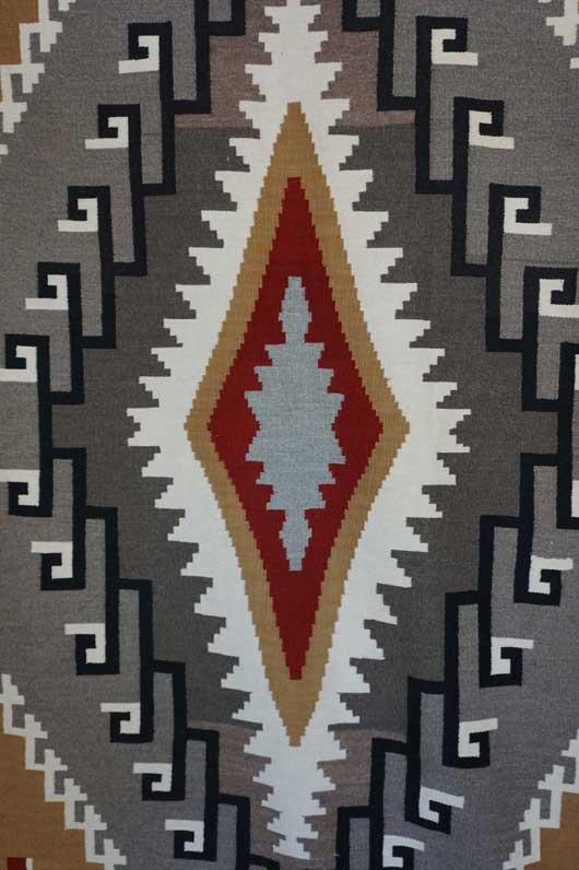 Chinle Navajo Rug