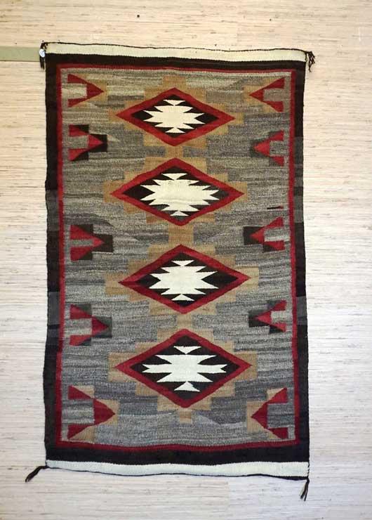 Chinle Navajo Rug 901