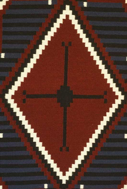 Contemporary Moki Navajo Rug 1120 Photo 002