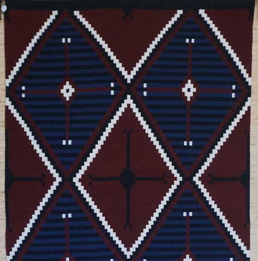 Contemporary Moki Navajo Rug 1120 Photo 003
