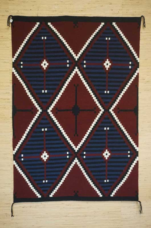 Contemporary Moki Navajo Rug 1120 Photo 004