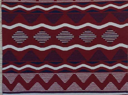 Contemporary Navajo Childs Blanket 1105 Photo 003
