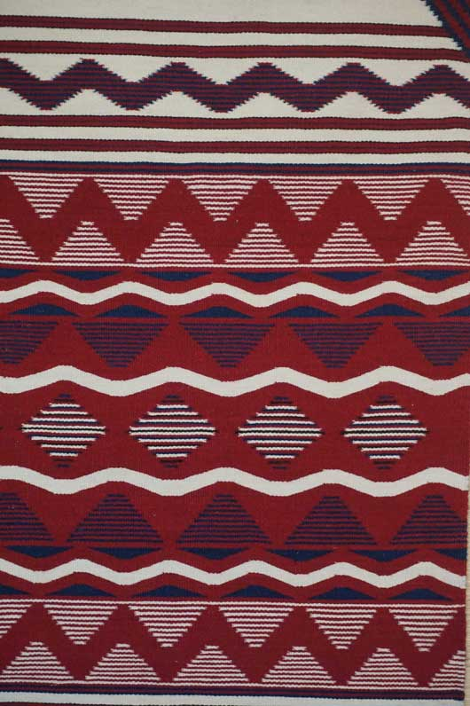 Contemporary Navajo Childs Blanket 1105 Photo 001