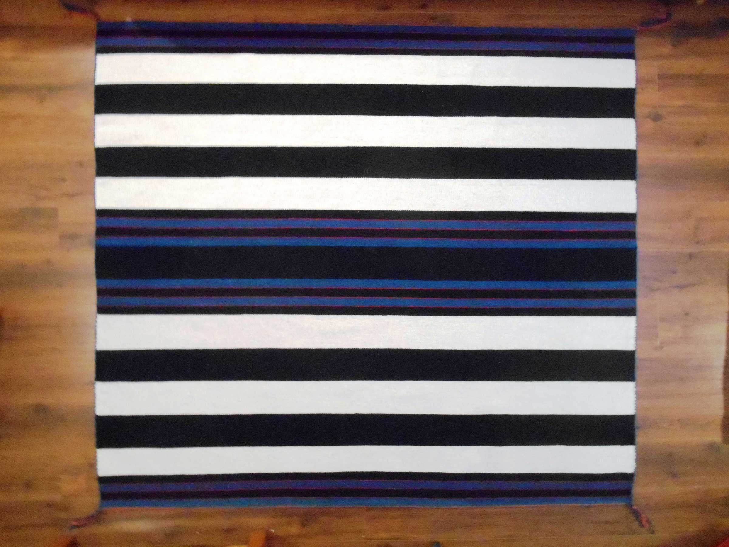 Contemporary Navajo First Phase Chief S Blanket By Betty