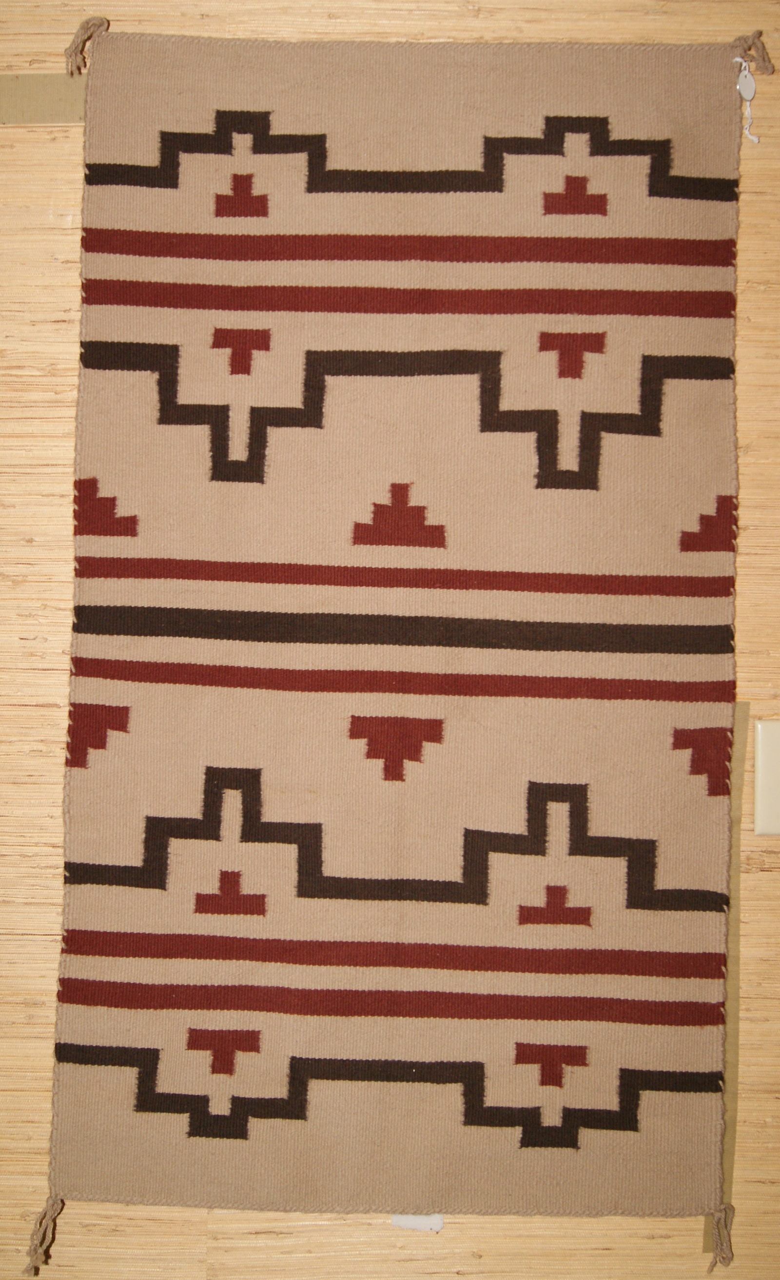 Navajo indian designs Cherokee Indian Navajo Rug With Stepped Design For Sale 046 Dreamstimecom Navajo Rug With Stepped Design For Sale
