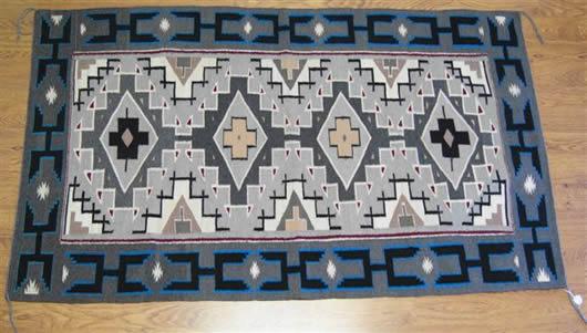 Teec Nos Pos Navajo Rug Weavings For Sale Photo 1 ...