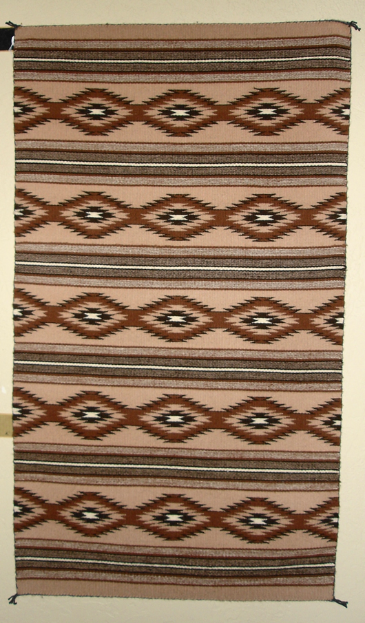 Crystal Navajo Weaving