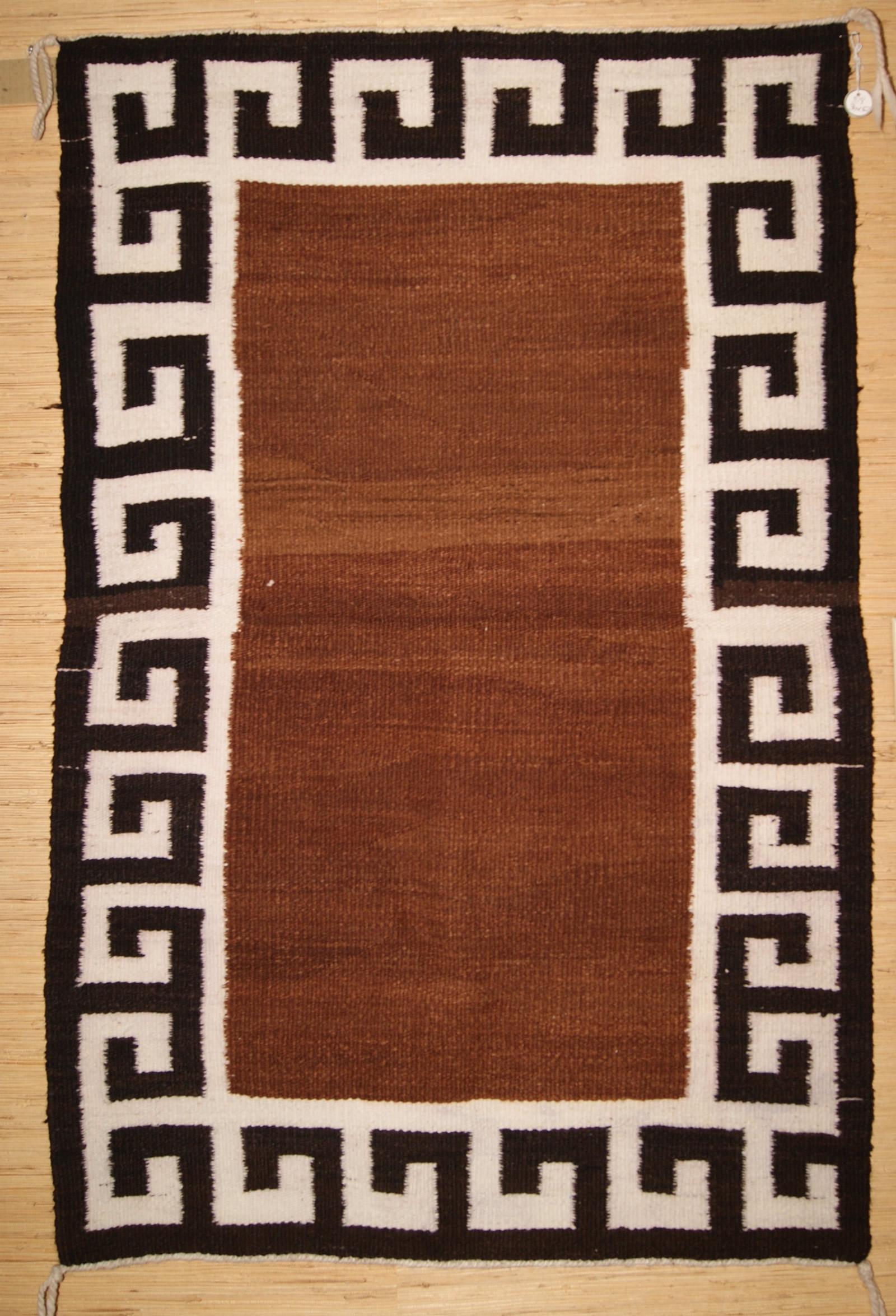 Navajo Saddle Blanket For 318