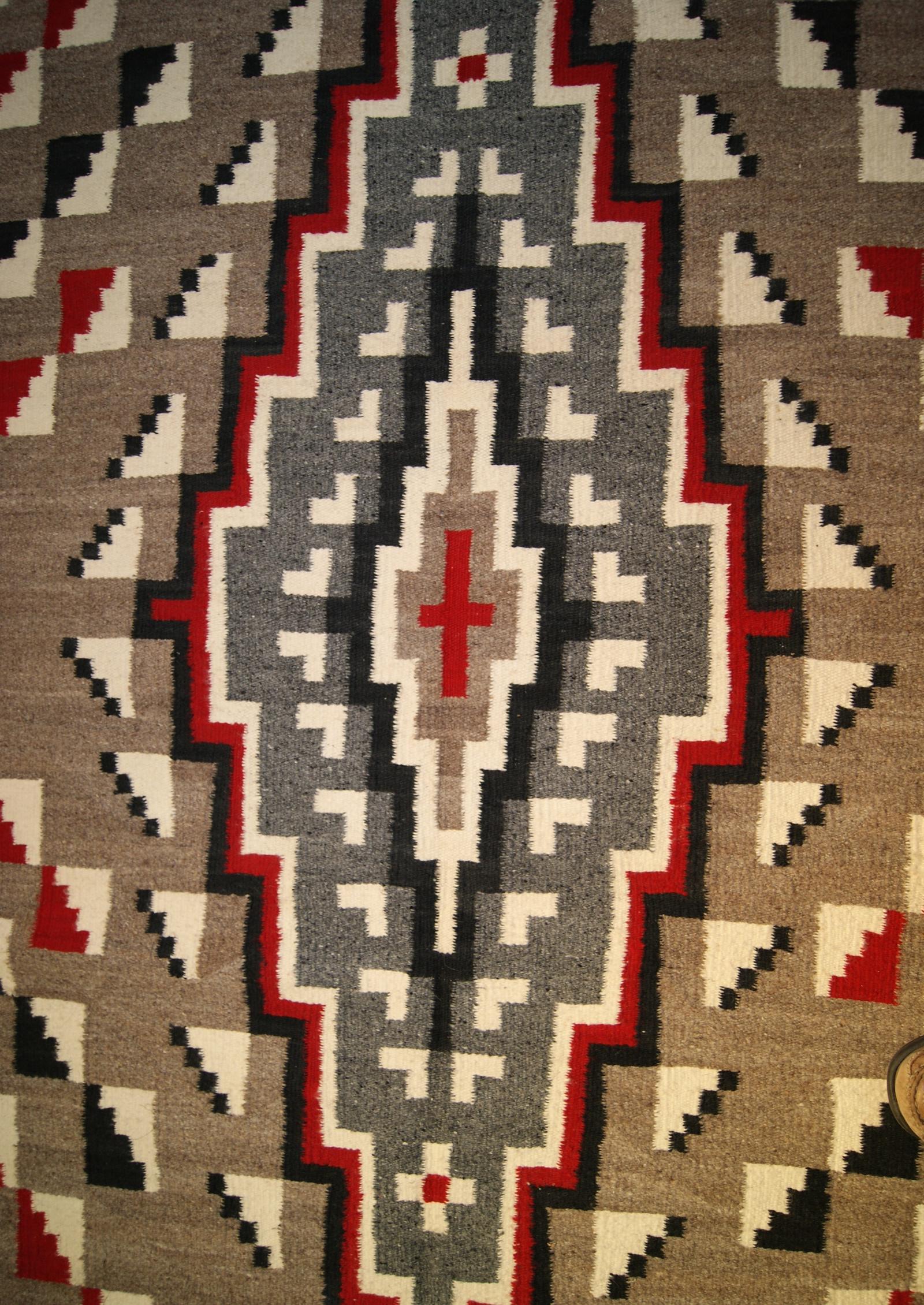 Klagetoh Navajo Rug For Sale
