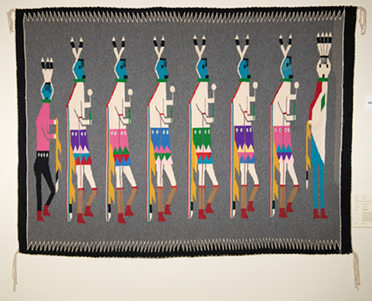 Yeibichai Navajo Rug For Sale