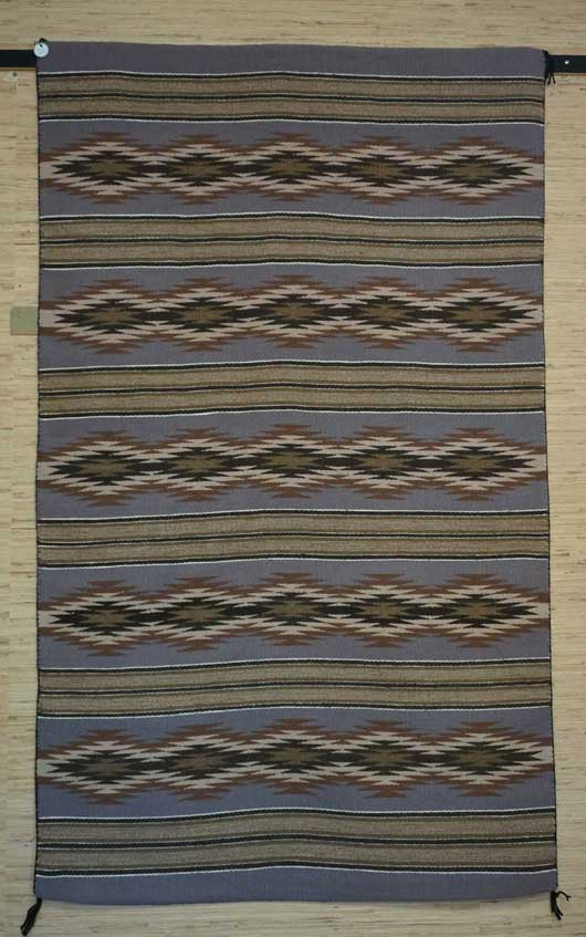 Crystal Vegetal Dyed Navajo Weaving 1107 Photo 001
