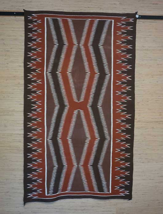 Eye Dazzler Navajo Rug 1102 Photo 001