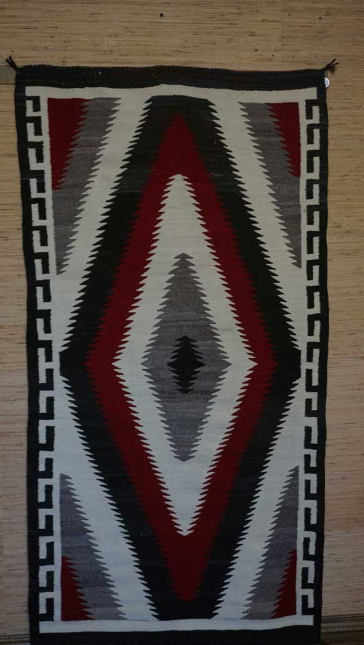 Eye Dazzler Navajo Rug 1114 Photo 003
