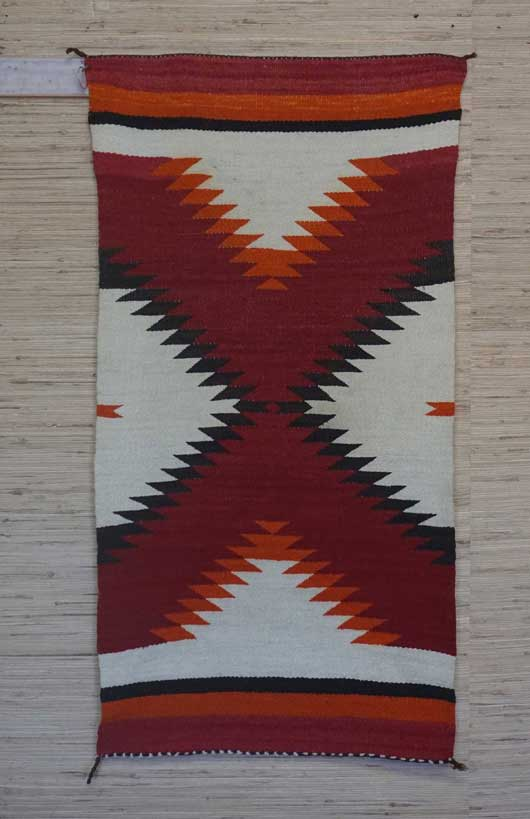 Gallup Throw Navajo Rug for Sale 1000 for Sale