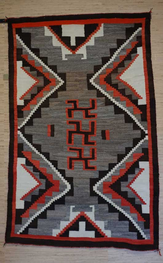 Ganado Navajo Rug 1082 Photo 001
