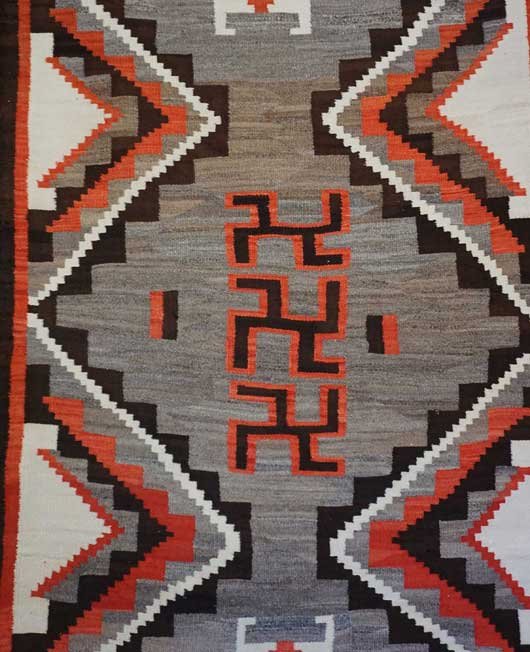 Ganado Navajo Rug 1082 Photo 002