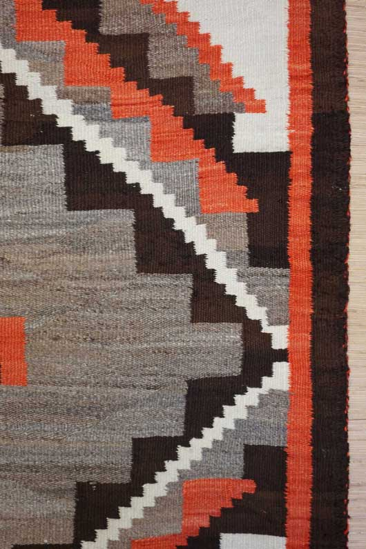 Ganado Navajo Rug 1082 Photo 003