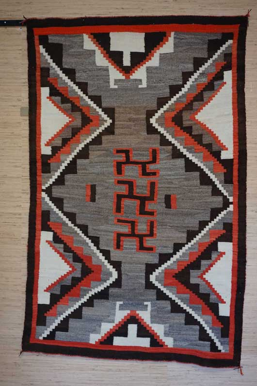 Ganado Navajo Rug 1082 Photo 005