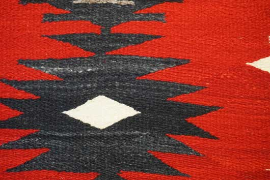 Ganado Navajo Rug for Sale 1053